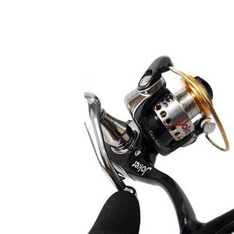Molinete Maruri Joker Black 800  - Pró Pesca Shop