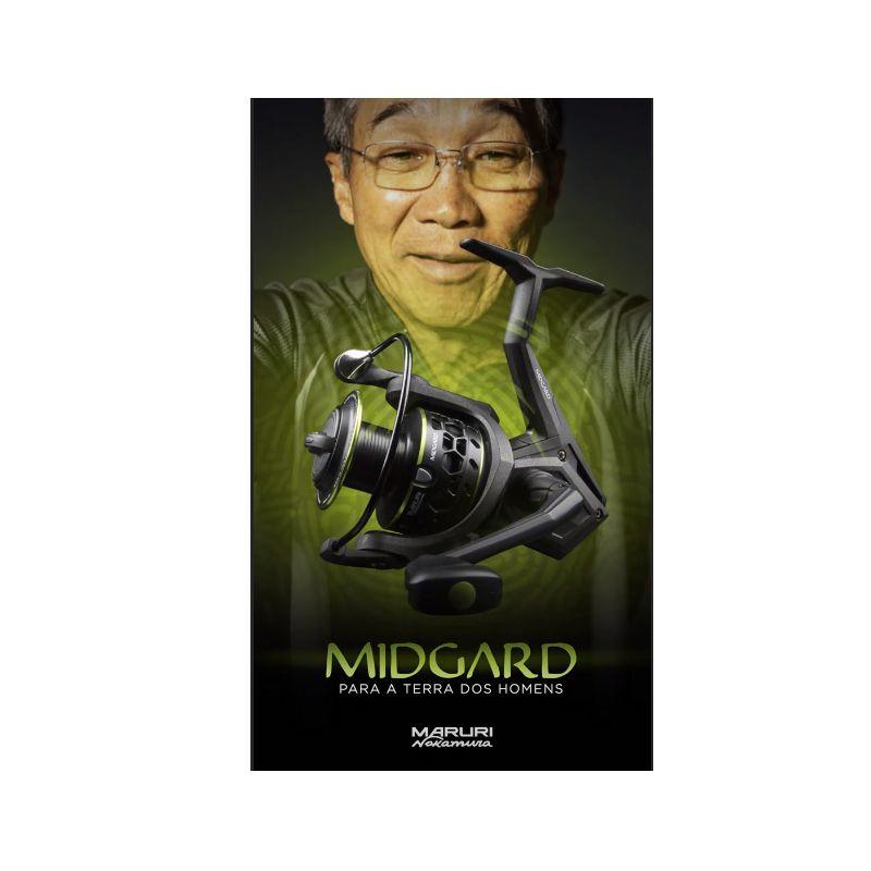 Molinete Maruri Midgard 1000