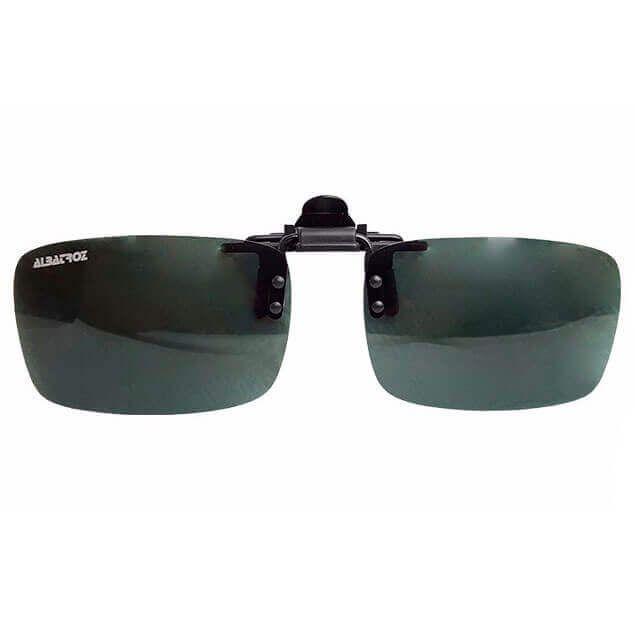 Óculos Clip-on Polarizado Albatroz  - Pró Pesca Shop