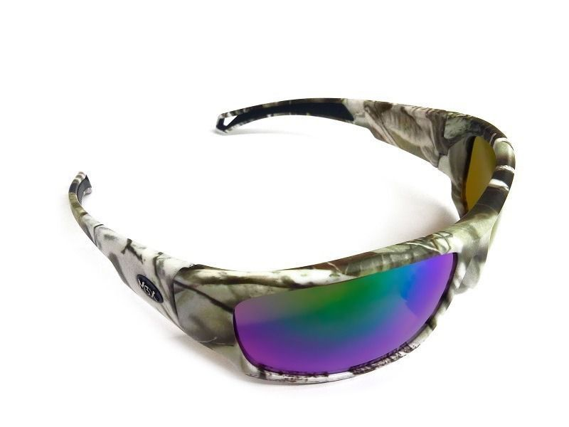 Óculos Monster 3X Polarizado New River (Verde)