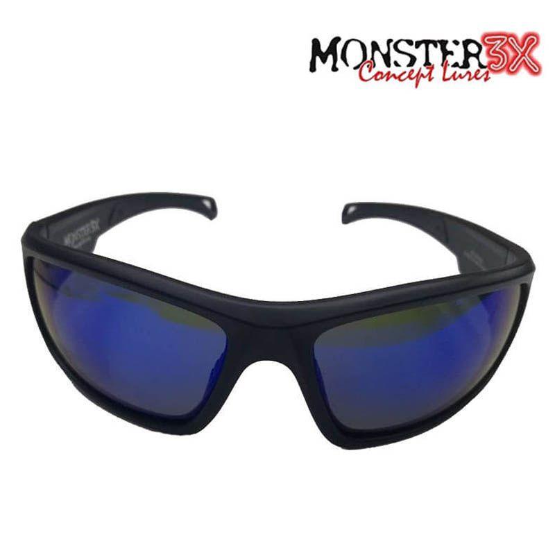 Óculos Polarizado Black (Azul)