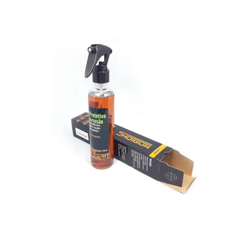 Óleo Protetivo Anticorrosão 200 ml Limpeza de Armas Shotgun   - Pró Pesca Shop