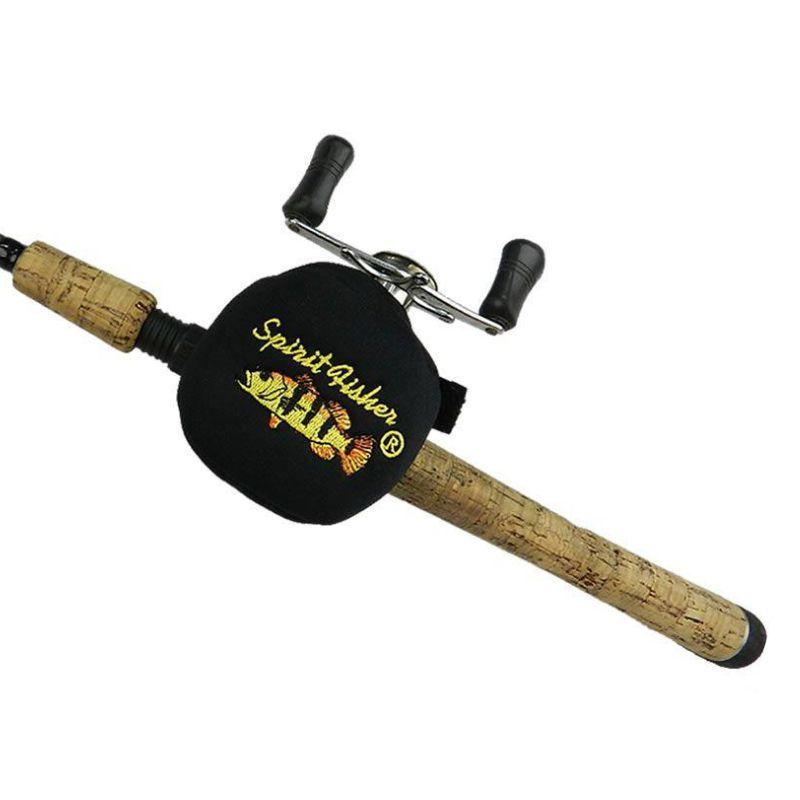 Protetor De Carretilha Perfil Baixo 100-201  - Pró Pesca Shop