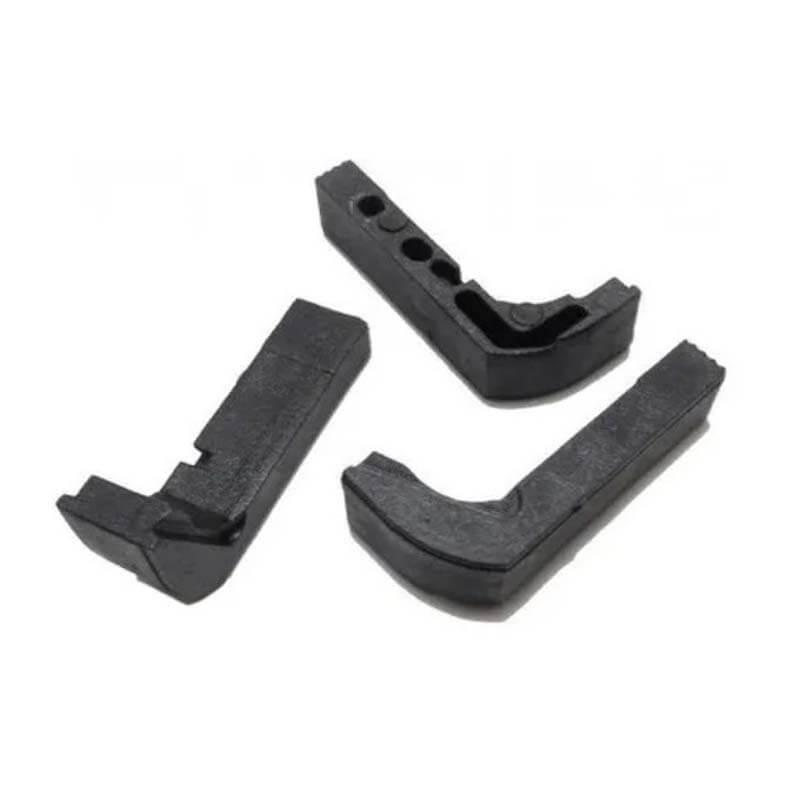 Retem Glock G25 E G19 Alongado Para Competição Polímero  - Pró Pesca Shop