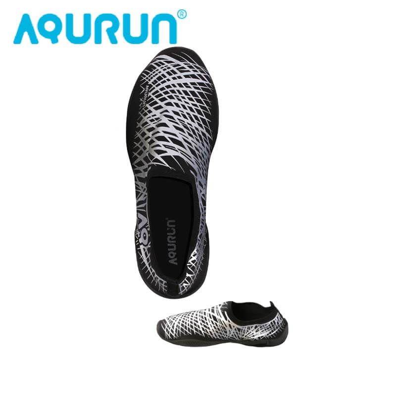 Sapatilha para Pesca Aqurun 40/41 (Azul/Preto/Prata)