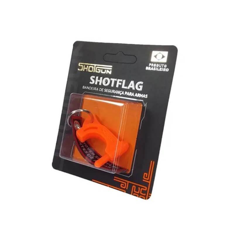 Shotflag Stickflag Para Armas Calibre .22lr  - Pró Pesca Shop