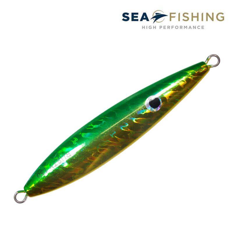 Slow Jig 150g Sea Fishing Rusty  - Pró Pesca Shop