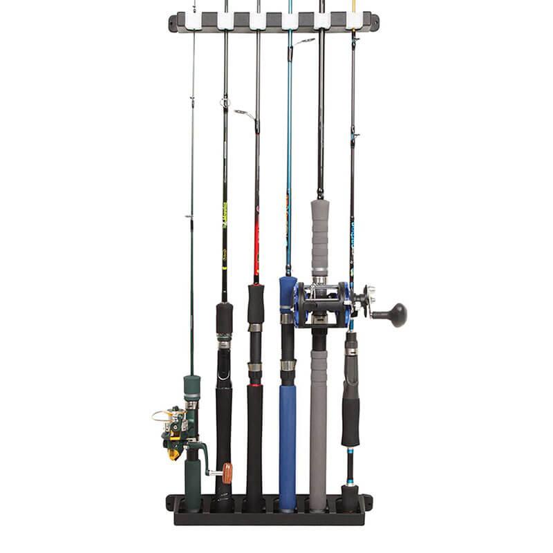 Suporte Cardume Stick Rack P/ 6 Varas  - Pró Pesca Shop