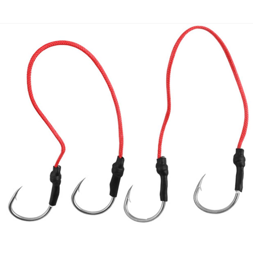 Suporte Hook Duplo Albatroz 1/0  - Pró Pesca Shop