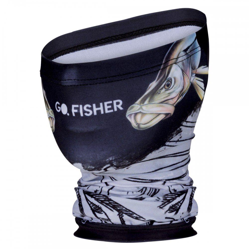 Tube Neck GO 10 (ROBALO)  - Pró Pesca Shop
