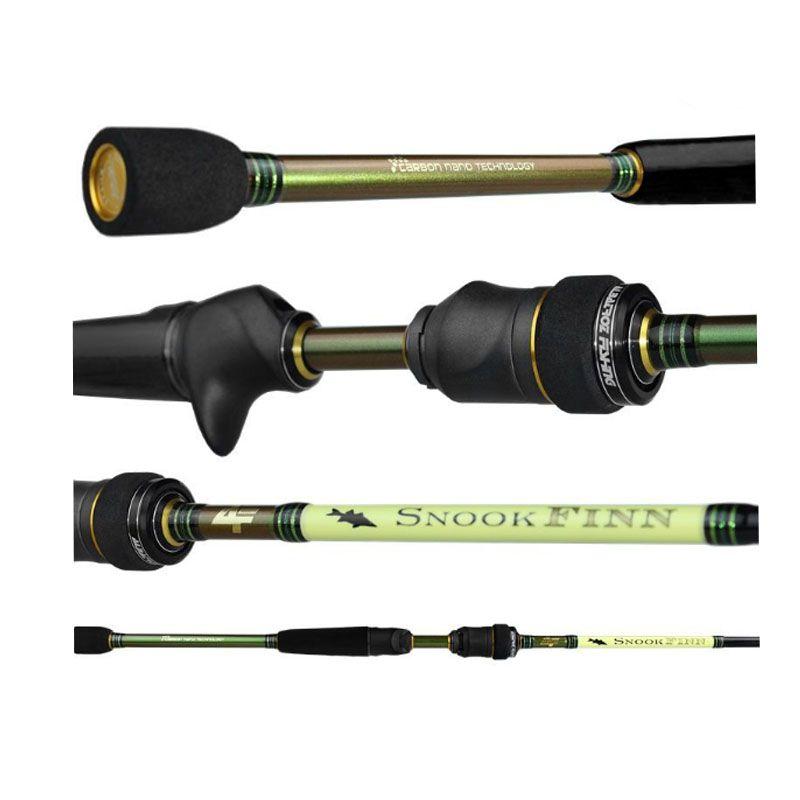 Vara Albatroz Fishing Snookfinn 631 (8-14 LBS)  - Pró Pesca Shop
