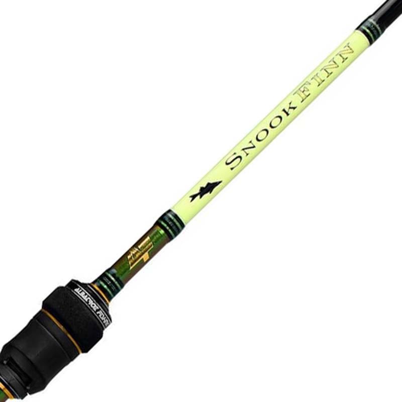 Vara Albatroz Snookfinn P/ Carretilha 1,90 m 17 lbs (Inteiriça)  - Pró Pesca Shop