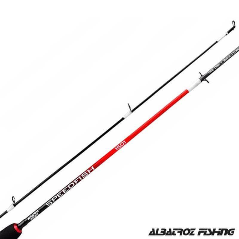 Vara Albatroz Speedfish p/ Molinete 1,50m (Inteiriça)