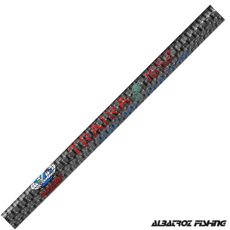 Vara Albatroz Traira p/ Molinete 1,80m (2 partes)