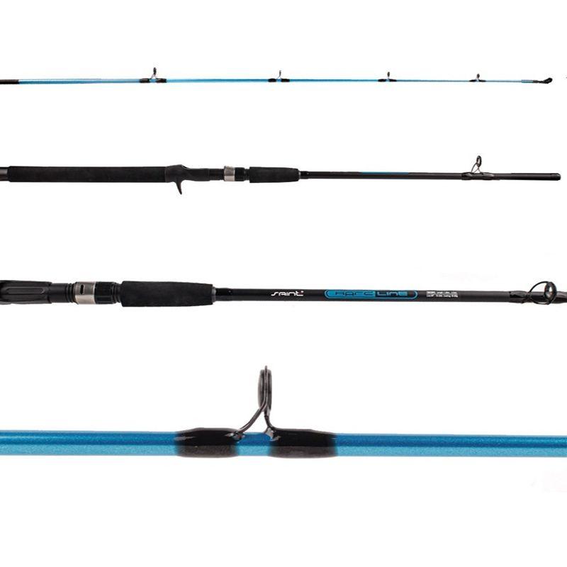 Vara Saint Hard Line p/ Carretilha 2,40 m (2 partes)  - Pró Pesca Shop