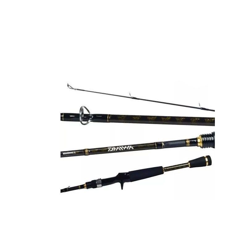 Vara p/ Molinete Daiwa AIRD X 561MHXB 1,68m (2P)  - Pró Pesca Shop