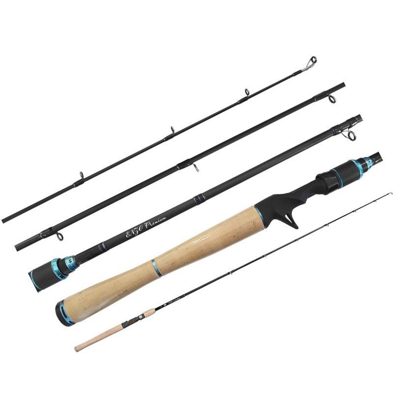 """Vara Albatroz Fishing Enzo Premium 6'0"""" 12-25Lbs"""