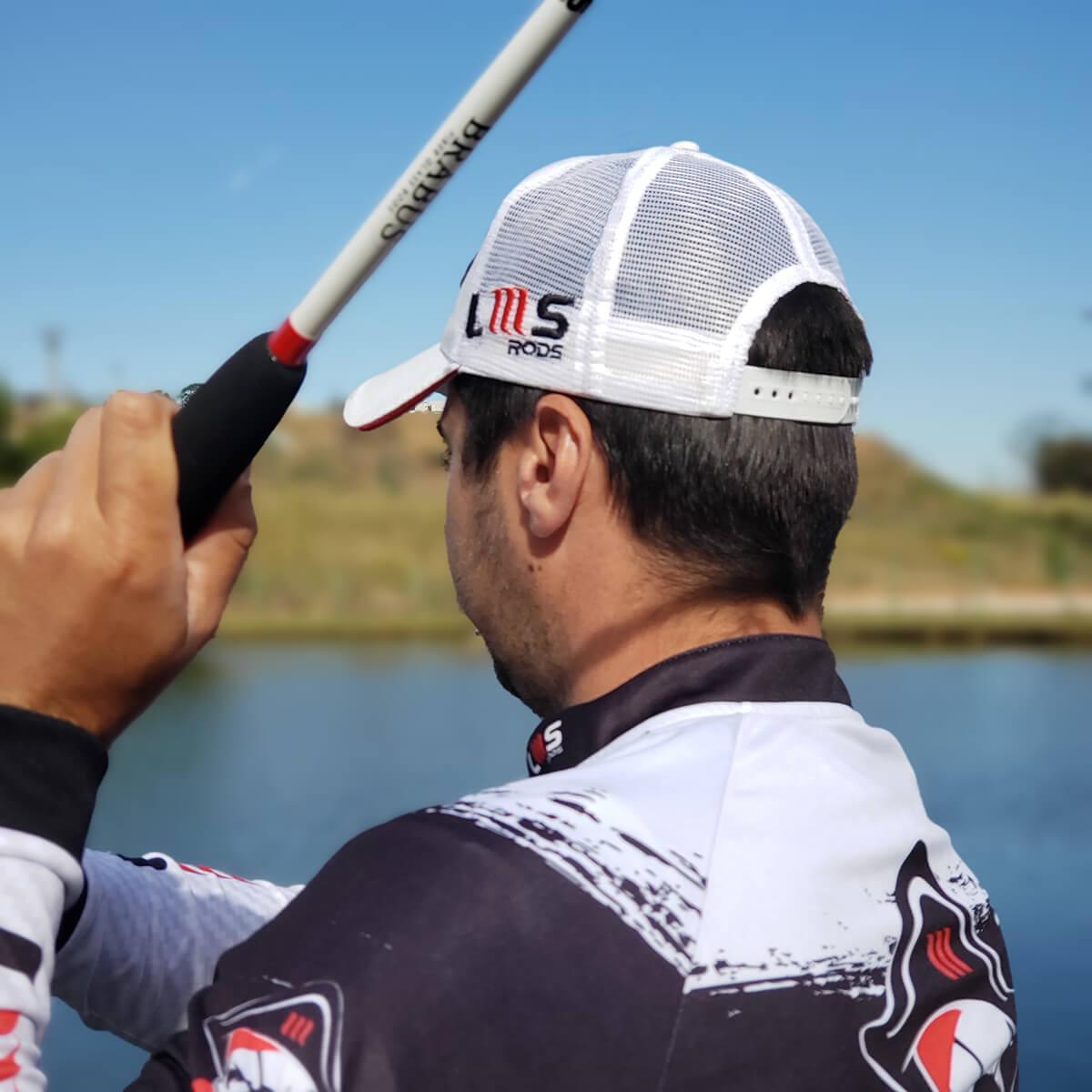 Vara Lumis Brabus p/ Carretilha 1,73 m 60 lbs (2 Partes)  - Pró Pesca Shop