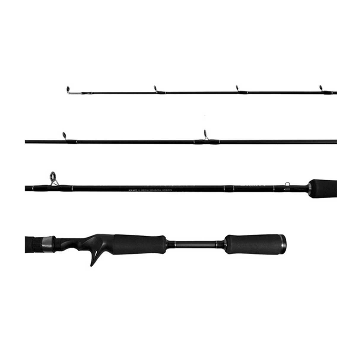 Vara Lumis Exsence p/ Carretilha 2,10 m 40 lbs (2 Partes)  - Pró Pesca Shop