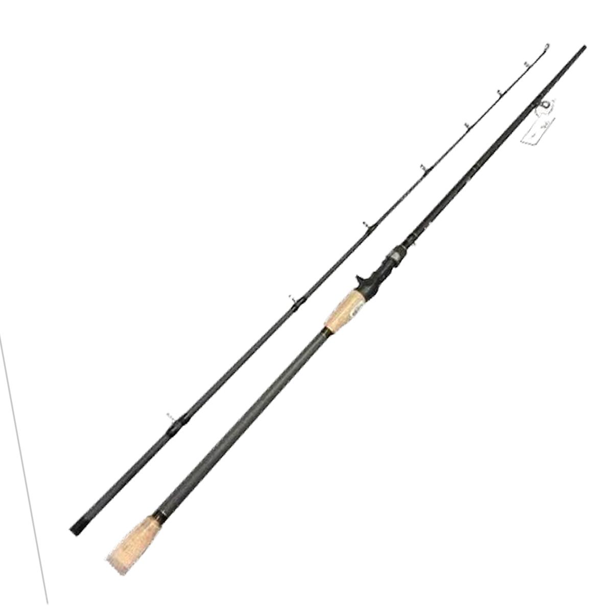 Vara Lumis Intense p/ Carretilha 2,40 m 60 lbs (2 Partes)  - Pró Pesca Shop