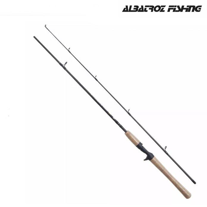 Vara p/ Carretilha Albatroz Fishing Pro Staff 6'0'' 20 lbs (2p)
