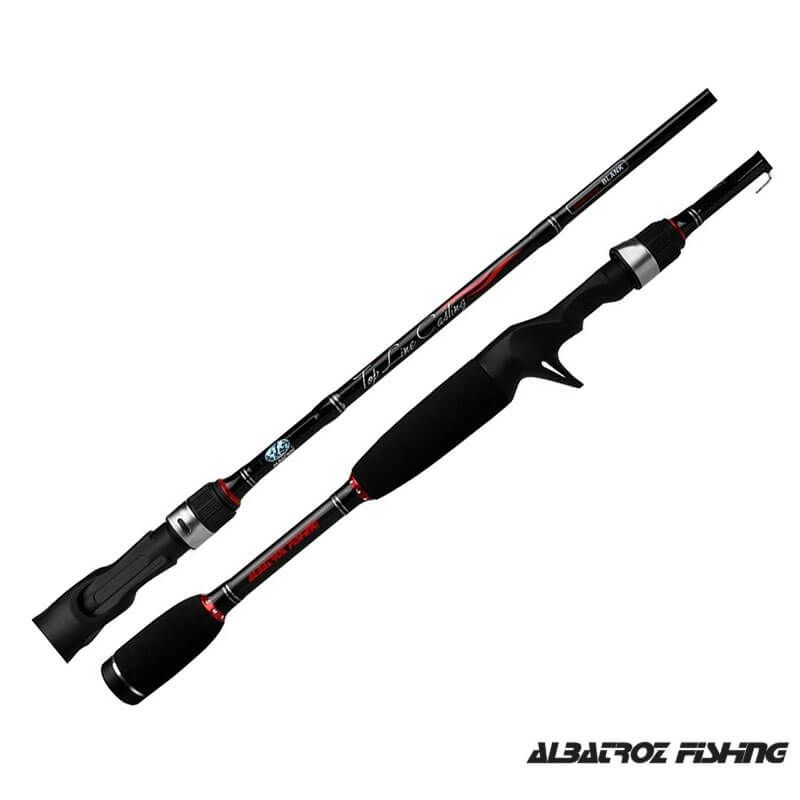 Vara p/ Carretilha Albatroz Fishing Top Line 6'3'' 12 lbs (1p)