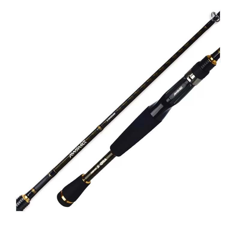 Vara Daiwa Aird X p/ Carretilha 6'0'' 25 lbs (Inteiriça)