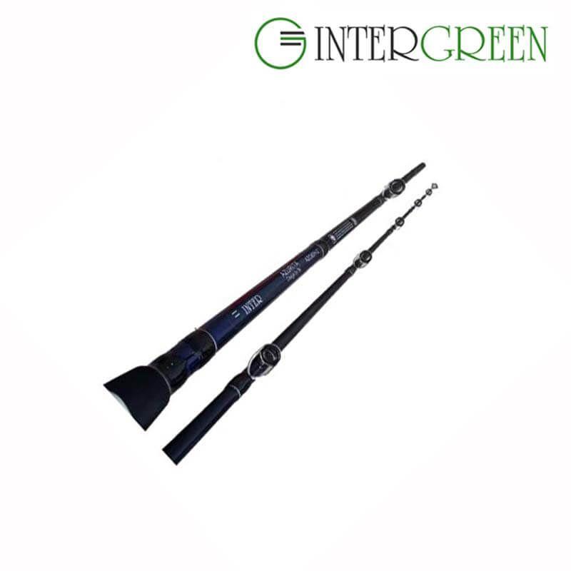 Vara p/ Carretilha Intergreen Azurita 6'4'' 14 lbs