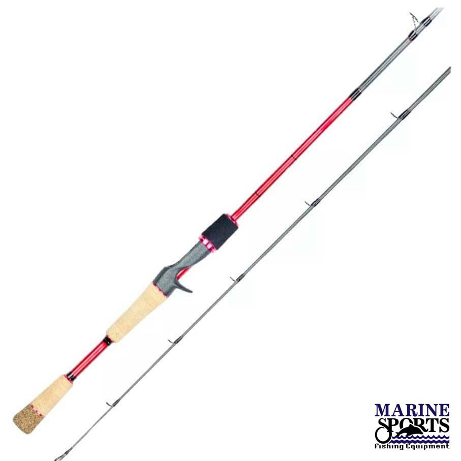 Vara p/ Carretilha Marine Sports Lubina 5'3'' 16 lbs (1p)