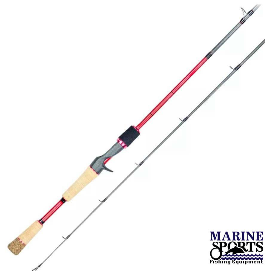 Vara p/ Carretilha Marine Sports Lubina 5'6'' 25 lbs (1p)