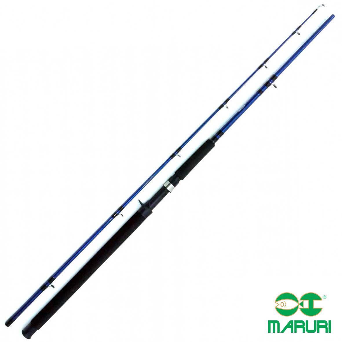 Vara p/ Carretilha Maruri Pira 6'0'' 80 lbs (2p)