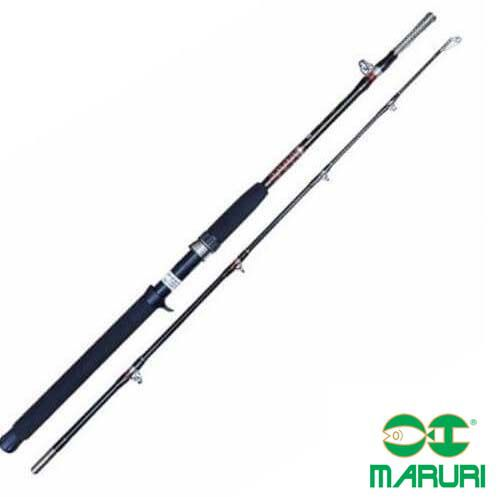 Vara p/ Carretilha Maruri Tracker 1,65 m 80 lbs (2p)