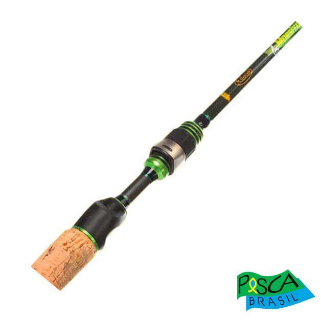 "Vara Pesca Brasil Maestro p/ Carretilha 5'1"" 12 lbs (Inteiriça)"