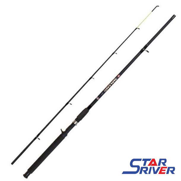 Vara p/ Carretilha Star River Tana 2,40 m 30 lbs (2p)