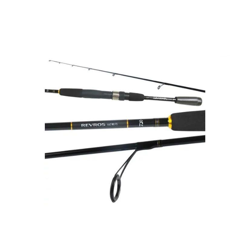 Vara Revros 602 MFS 6-15LBS  - Pró Pesca Shop