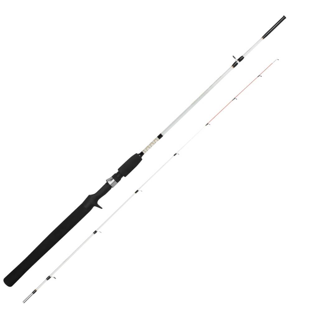 Vara Saint Convert p/ Carretilha 1,50 m 15 lbs (2 partes)  - Pró Pesca Shop