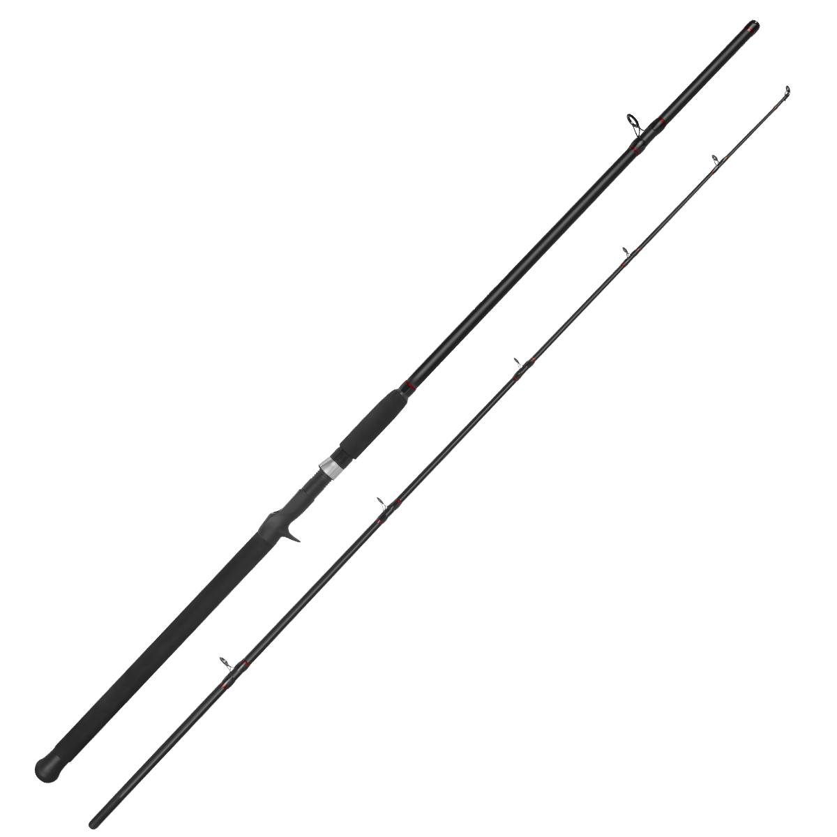Vara Saint Force p/ Carretilha 2,10 m 50 lbs (2 Partes)  - Pró Pesca Shop