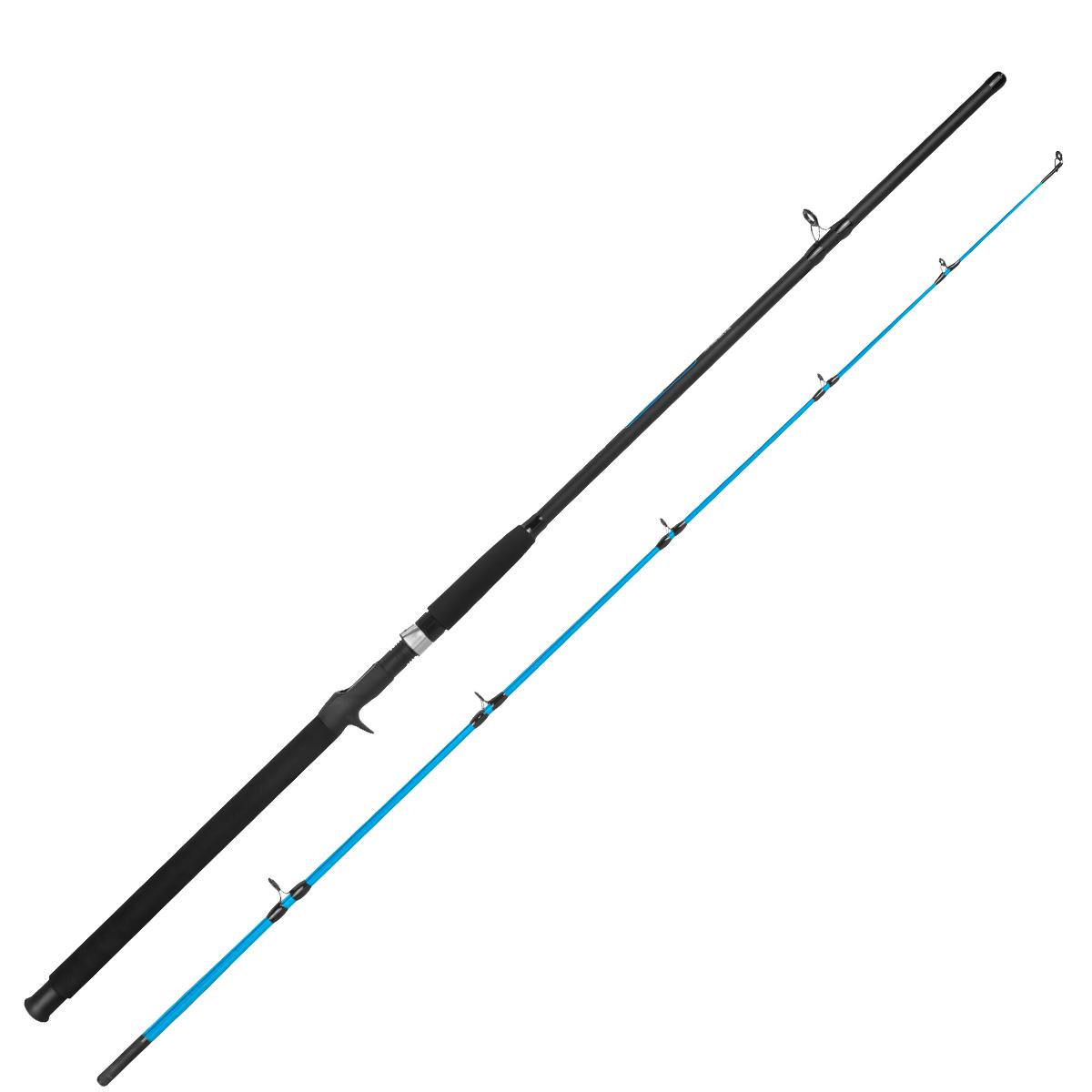 Vara Saint Hardline P/ Carretilha 2,70 m 40 lbs (2 Partes)  - Pró Pesca Shop