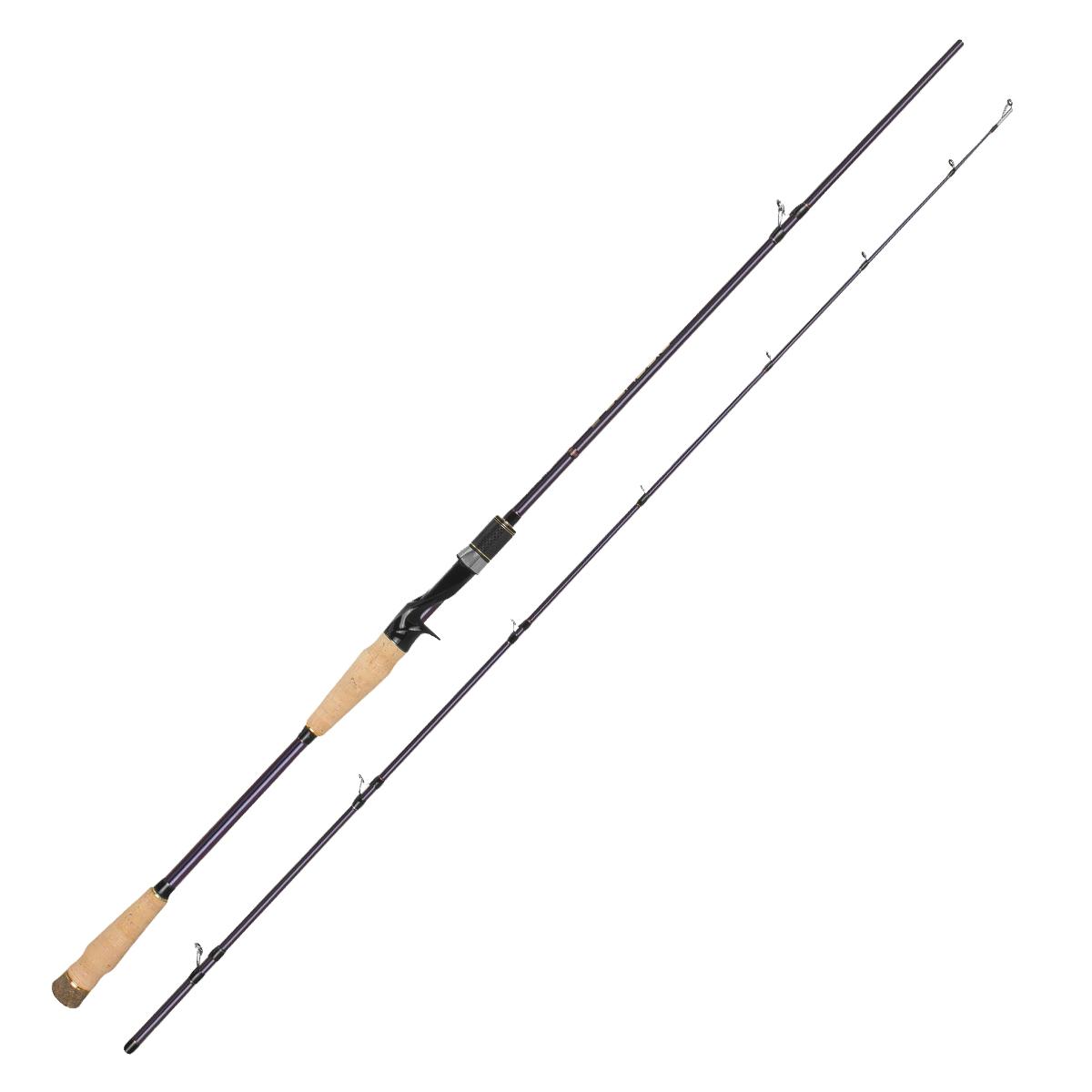 Vara Saint New Classic p/ Carretilha 2,40 m 50 lbs (2 partes)  - Pró Pesca Shop