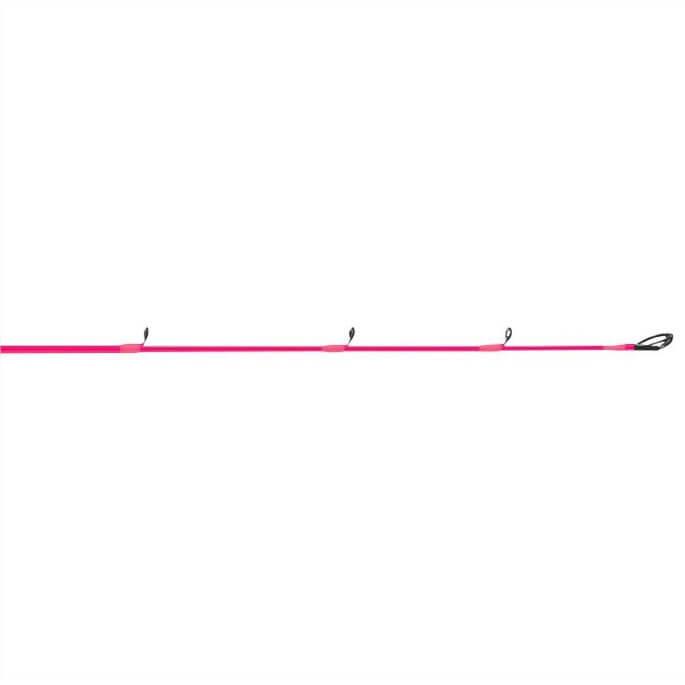Vara Saint Pro Tamba Pink p/ Carretilha 2,40 50 lbs (2 partes)  - Pró Pesca Shop