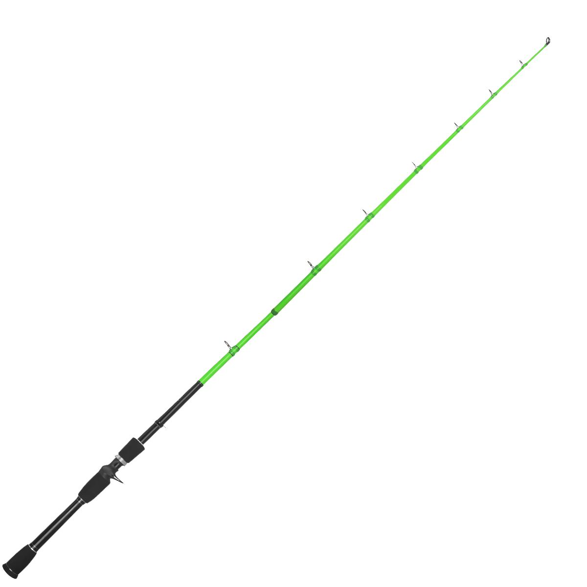 Vara Saint Tambaqui p/ Carretilha 2,55 m 50 lbs (2 partes)  - Pró Pesca Shop