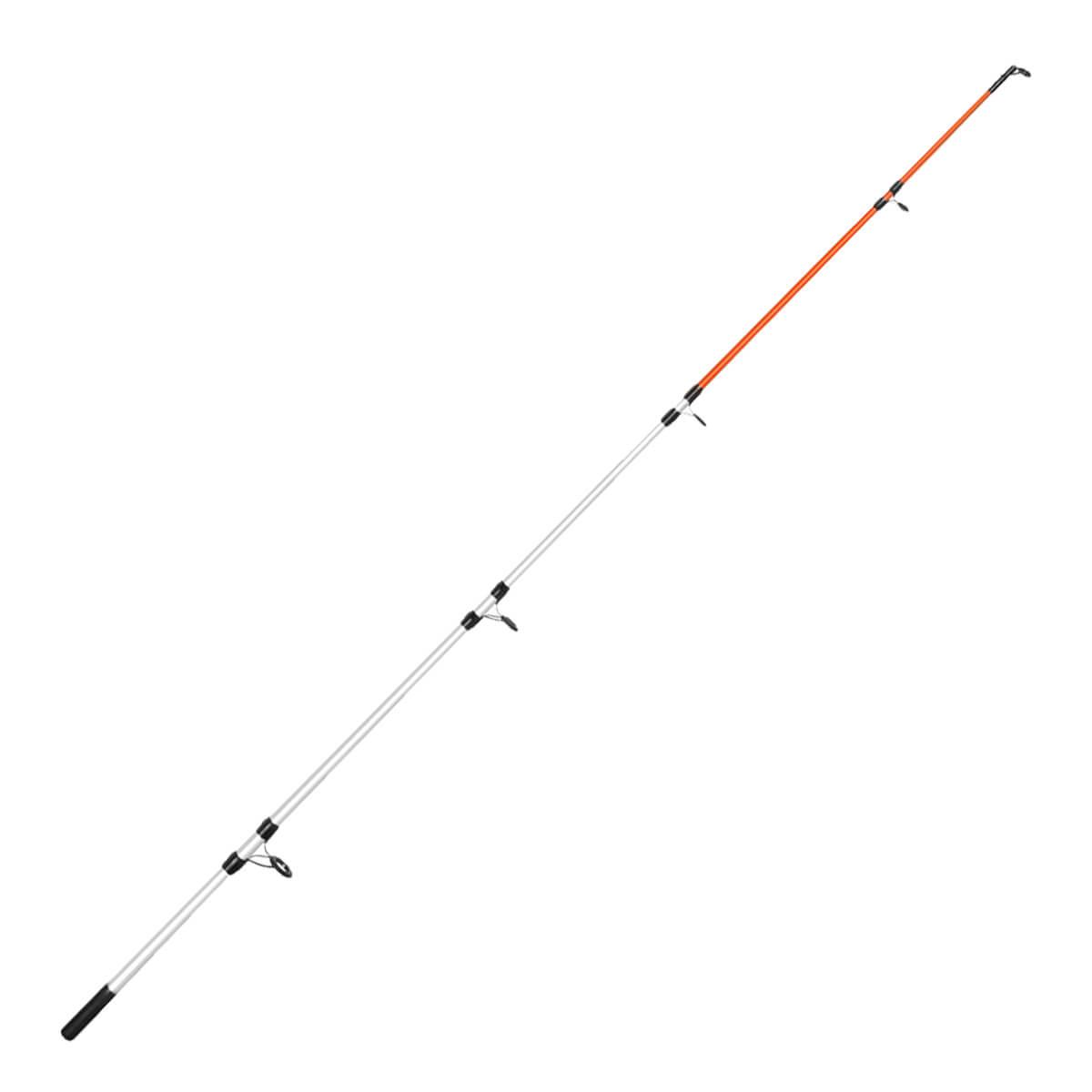 Vara Saint West Coast p/ Molinete 4,20m (3 partes)  - Pró Pesca Shop