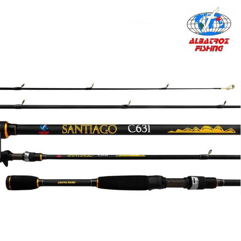 Vara Santiago Albatroz Fishing C631