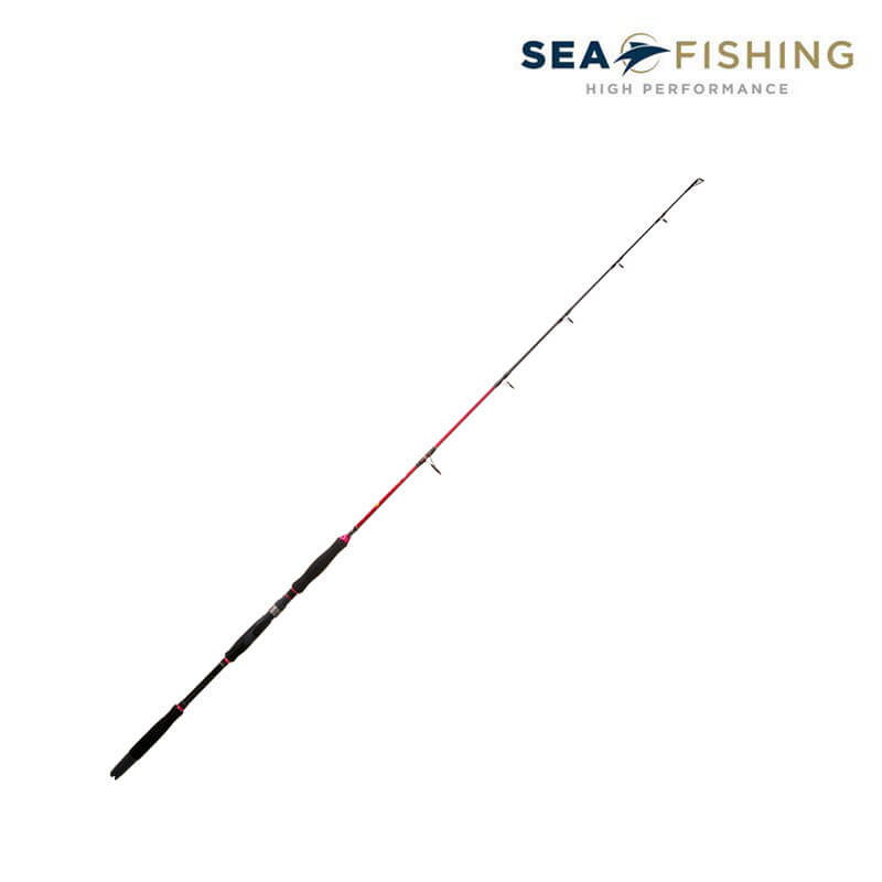 Vara Sea Fishing Light Jigging Havana p/ Molinete 45 lbs