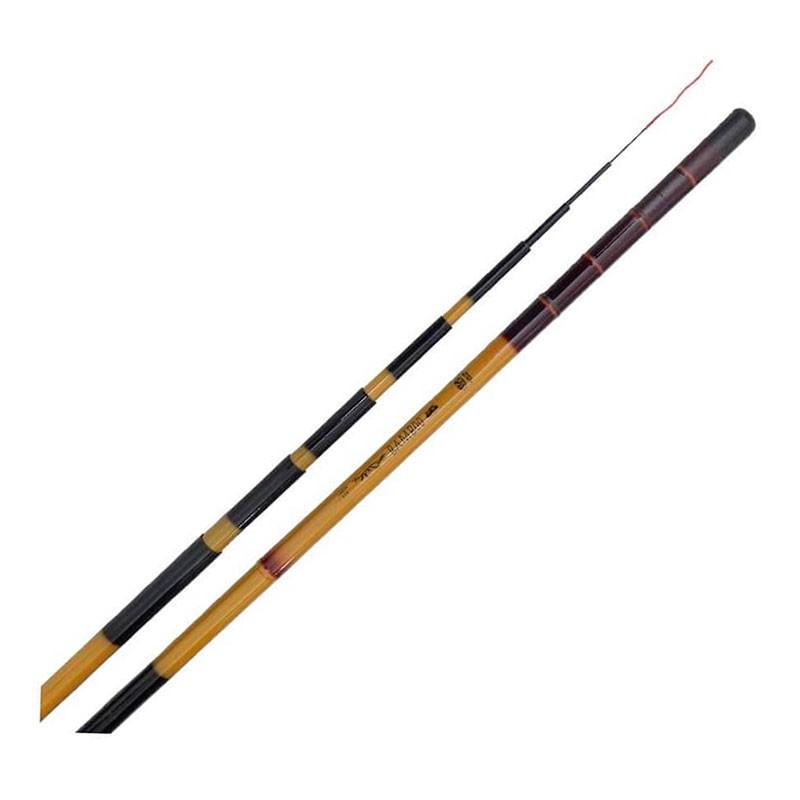 Vara Telescópica Albatroz Bamboo  - Pró Pesca Shop