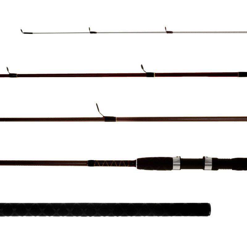 Vara Lumis Ultimate p/ Carretilha 2,40 m 17 lbs (2 partes)  - Pró Pesca Shop
