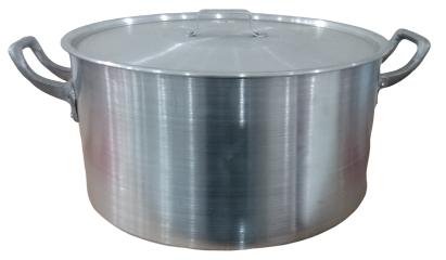 Panela Caçarola Industrial 40cm 25 Litros Nº40 Tupi Nt411 - Alum. Nossa Linha