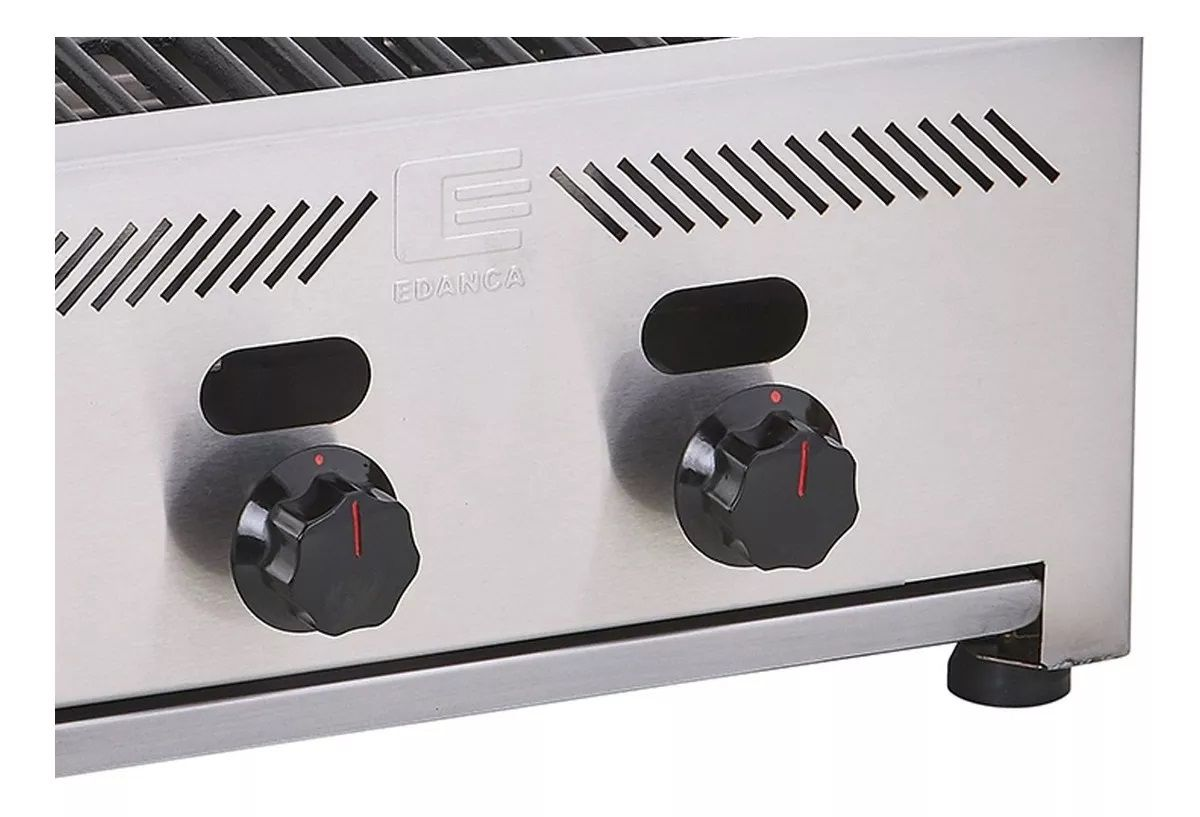 CHAR BROILER A GAS CRB40