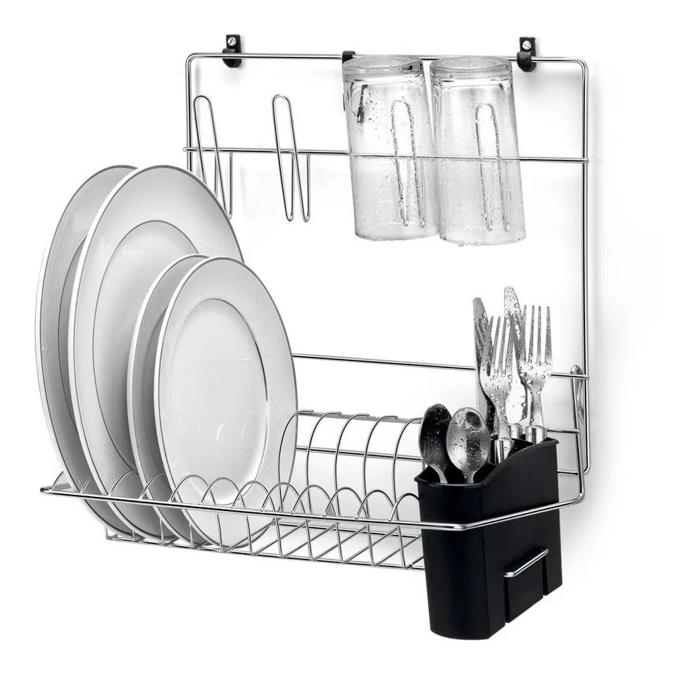 Escorredor de Louças Cozinha Duplo Parede 1080-C -Arthi