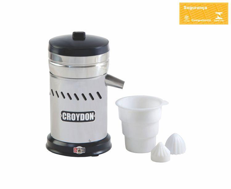 Extrator Espremedor de Suco Inox Bivolt 1/4Hp Es4Ea - Croydon
